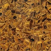 Tiger eye gold tile selection gold inlay